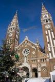 Advenimiento en Szeged, Hungría Fotografía de archivo