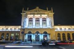 Advenimiento en Zagreb 2017 Foto de archivo libre de regalías