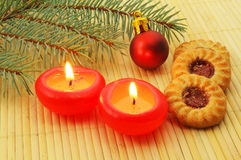 Advent Stock Photography