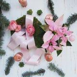 advent beautiful wreath Στοκ φωτογραφίες με δικαίωμα ελεύθερης χρήσης