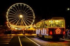 Advent Brno, République Tchèque images libres de droits