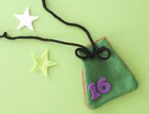 Advent Calendar Fotos de archivo libres de regalías