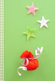 Advent Calendar Stockbild