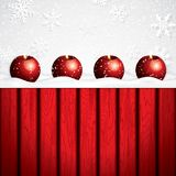 Advent Candles foto de archivo libre de regalías