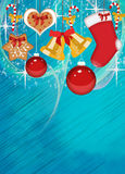 Advent or christmas background Royalty Free Stock Photo