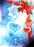Advent or christmas background Royalty Free Stock Images