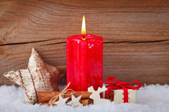 Advent stock image