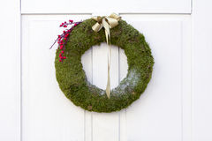 Advent Christmas wreath Stock Photos