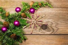 Advent Decoration Imágenes de archivo libres de regalías