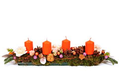 Advent Decoration Imagen de archivo