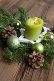 Advent decoration Stock Images
