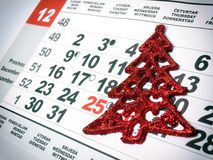 Advent month Royalty Free Stock Images