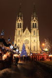 Advent in Prague Stock Photos