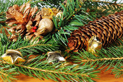 Advent season decoration Stock Photos