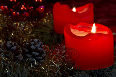Advent Time Impression Royalty Free Stock Photo