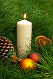 Advent Wreath 14 Royalty Free Stock Images