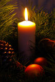 Advent wreath 15 Stock Images