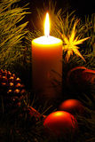 Advent wreath 16 Stock Photo