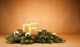 Free Advent Wreath Stock Photos - 32207783