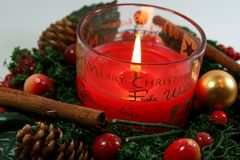 advent wreath στοκ φωτογραφίες με δικαίωμα ελεύθερης χρήσης