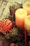 Advent Wreath Immagine Stock