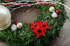 Advent Wreath Foto de archivo