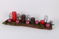 Advent Wreath Fotos de archivo
