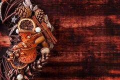 Advent wreath. Stock Photo