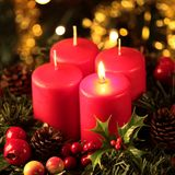 Advent Royalty Free Stock Images