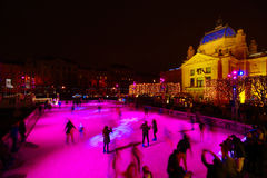 Advent In Zagreb, Croatia Stock Photo
