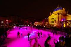 Advent In Zagreb, Croatia Stock Photo