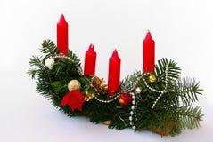 Adventh Wreath 23 Stockfotos