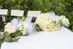 Adventistische Hochzeit im Freien Lizenzfreie Stockfotografie