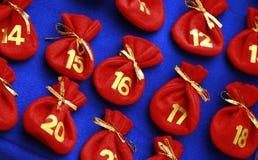 adventkalender Fotografering för Bildbyråer