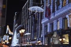 Advento em Budapest Foto de Stock