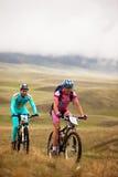 adventure bike competition mountain spring στοκ φωτογραφία με δικαίωμα ελεύθερης χρήσης