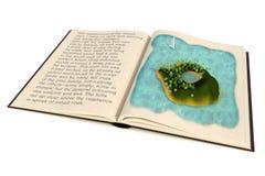 Adventure book Royalty Free Stock Photos