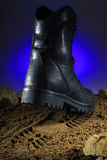 Adventure boot Stock Photography