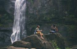 Adventure, Boy, Girl, Idyllic, Stock Photos
