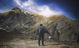 Adventure, Climb, Climber Stock Image