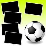 adventure fotografii mój piłkę nożną Obrazy Stock