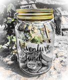 Adventure Fund royalty free stock photography