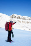 Adventure Guide Stock Photography