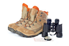 Adventure kit Royalty Free Stock Photography