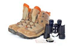 Adventure kit Royalty Free Stock Photography