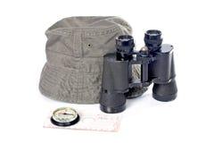 Adventure kit Stock Photos