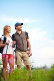 Adventure lovers Stock Photos