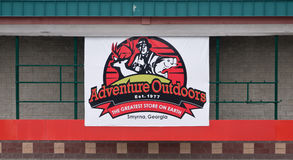 Adventure Outdoors Stock Photography