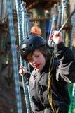 Adventure park Stock Photos