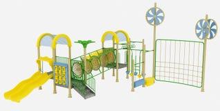 Adventure playground Stock Photography